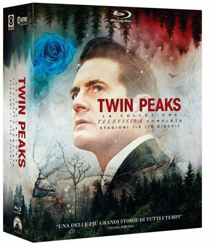 Twin Peaks – Collezione televisiva completa [BD + UHD]