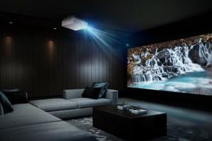 IFA 2020: proiettore 4K LG CineBeam HU810P con HDMI 2.1