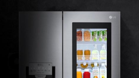 IFA 2020 - LG frigorifero InstaView Door-in-Door