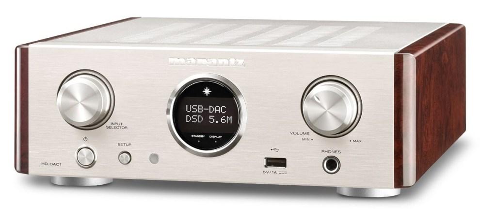 Marantz HD-DAC1 - Amplificatore/DAC per cuffie
