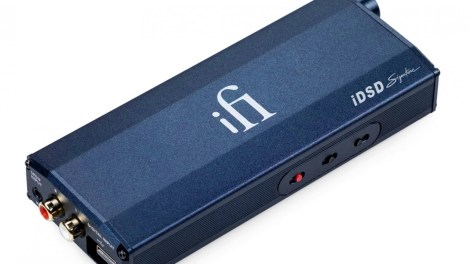 Amplificatore cuffie/DAC portatile IFi Micro iDSD Signature
