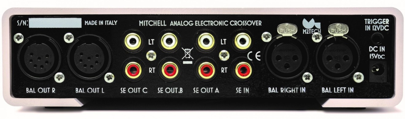 """M2tech Mitchell: un cross-over analogico """"idiot proof"""""""