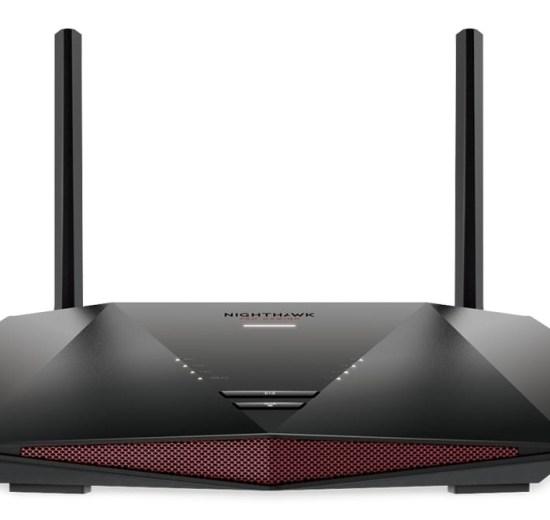 Netgear presenta Nighthawk XR1000