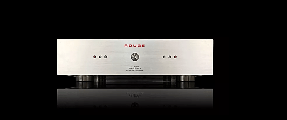 "Rouge Audio: la classe D italiana ""custom"""