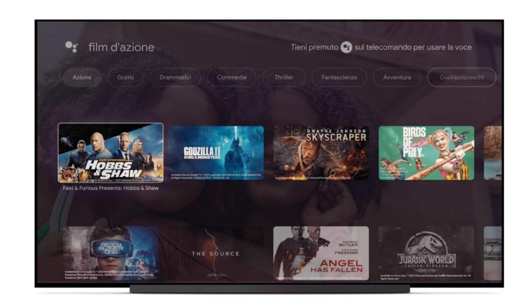Chromecast con Google TV: la sfida a Fire TV Stick 4K è aperta