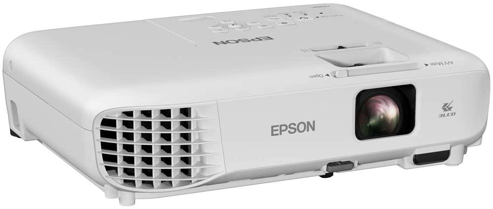 Epson – Videoproiettori per lavoro e per divertimento