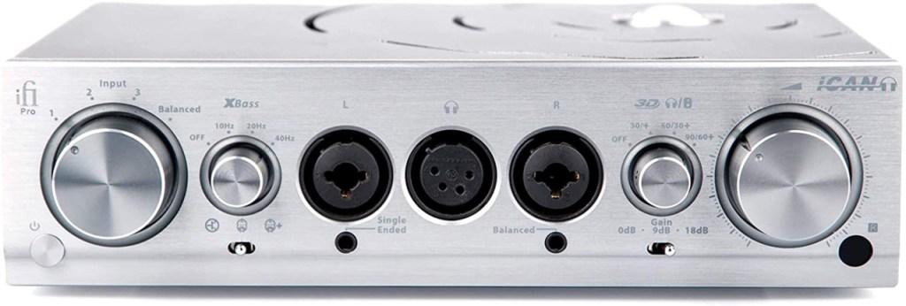 Ampli per cuffie Ifi Pro iCAN – Per l'audiofilo esigente