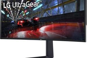 LG UltraGear 38GN950 – Natura non solo gaming