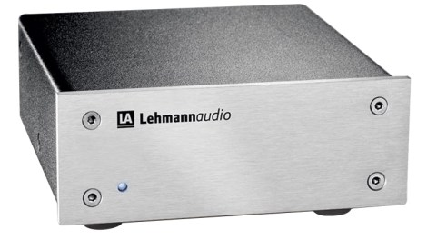 Lehmannaudio Black Cube II: stadio phono per tesine MM e MC