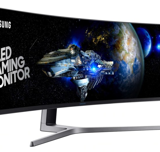 """Samsung C49HG90 – Mostruoso 32:9 (quasi) 50"""" pollici"""