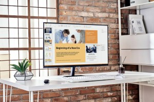 Samsung Lifestyle Smart Monitor – Studio, lavoro e svago