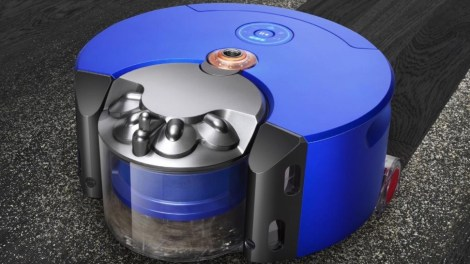 360 Heurist: l'aspirapolvere Dyson si fa sempre più smart