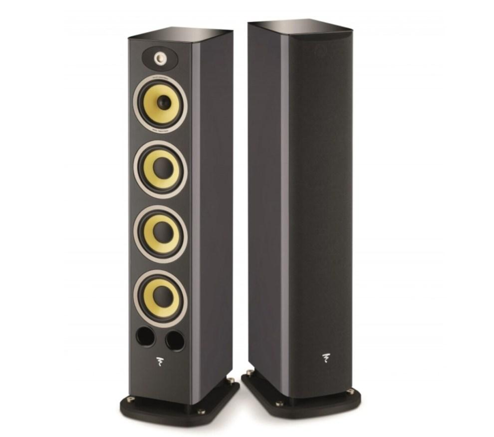 Aria K2 936: 4000 euro per i nuovi diffusori Focal di gamma media