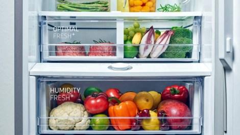 Samsung - Nuova gamma frigoriferi Air Space