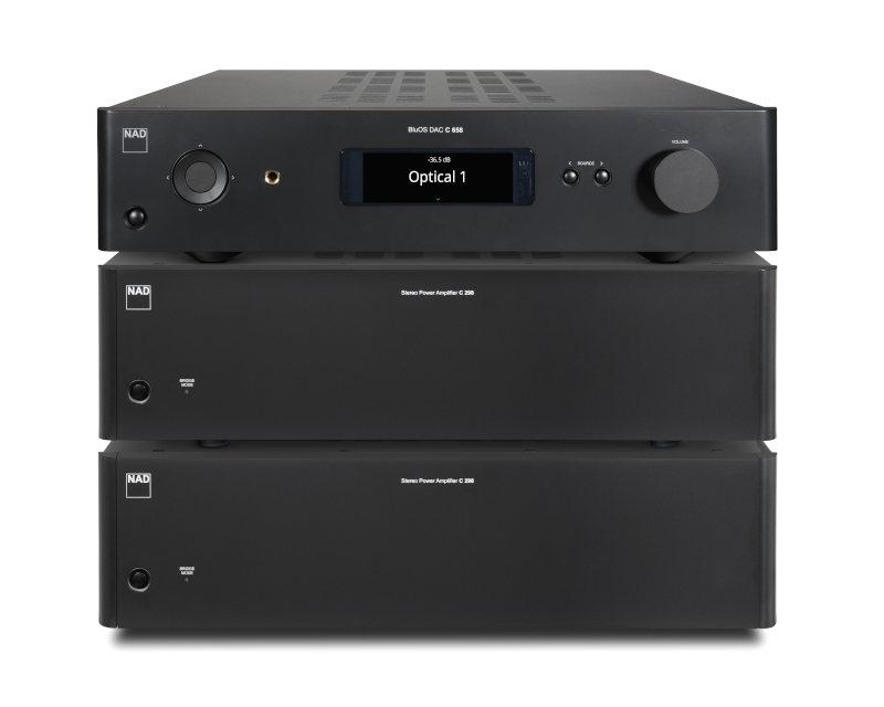 NAD C298: potenza al giusto prezzo