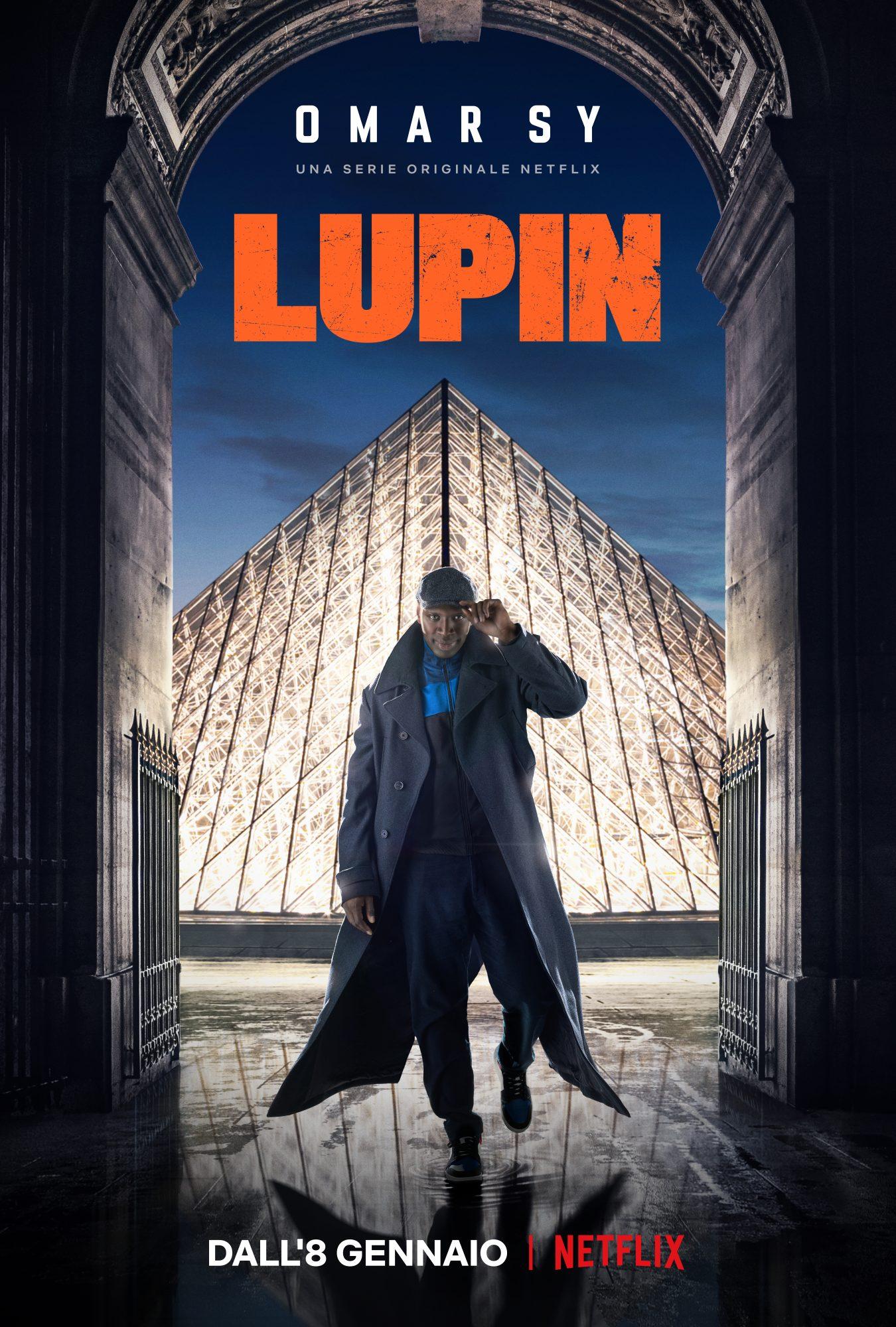Lupin Netflix recensione