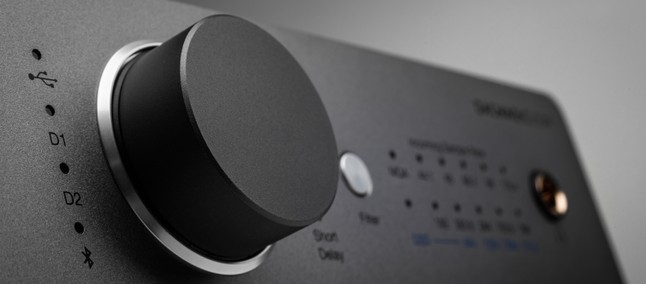 Dac Magic 200M Cambridge Audio: Dac con ampli cuffie