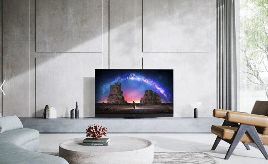 TV OLED Panasonic JZ2000: nuovi dettagli su audio e HDMI 2.1