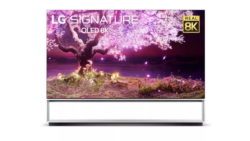 CES 2021: LG presenta i suoi nuovi TV OLED e QNED-MiniLED