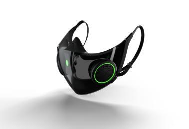 Project Hazel, la mascherina del futuro realizzata da Razer