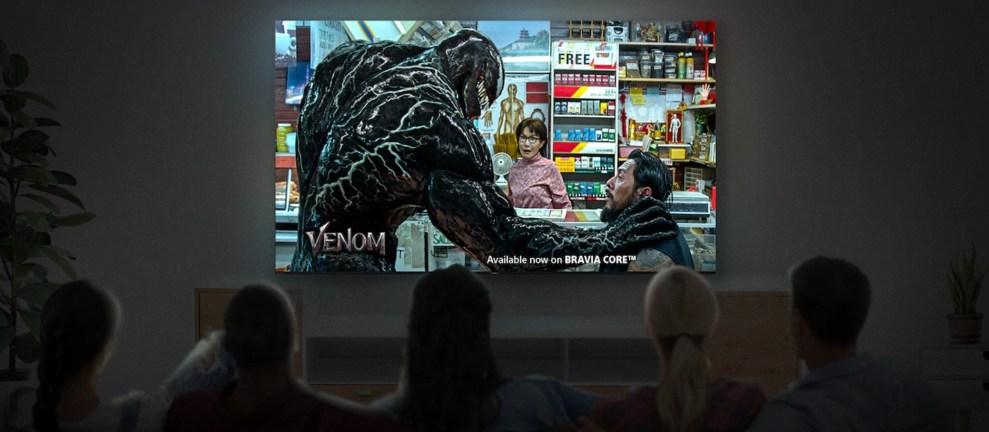 CES 2021: Bravia Core è lo streaming video di alta qualità secondo Sony