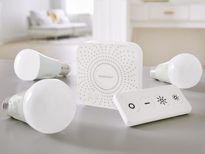 Kit smart Home Lidl
