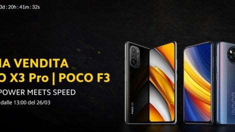 POCO F3 POCO X3 PRO.
