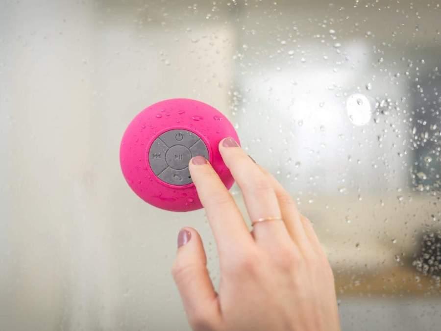 speaker wireless da doccia
