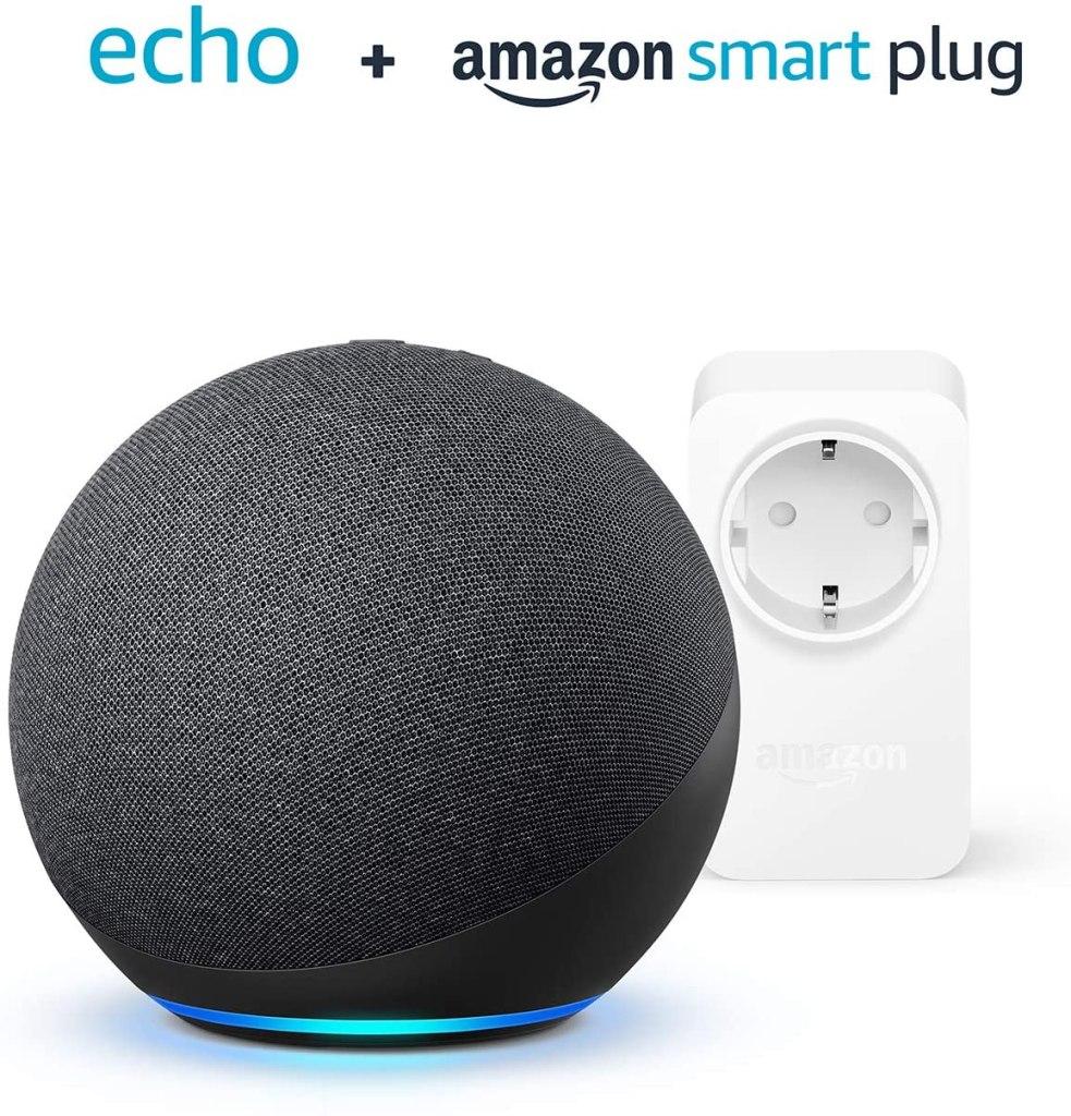Amazon Echo con smart plug