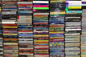 ascoltare i cd