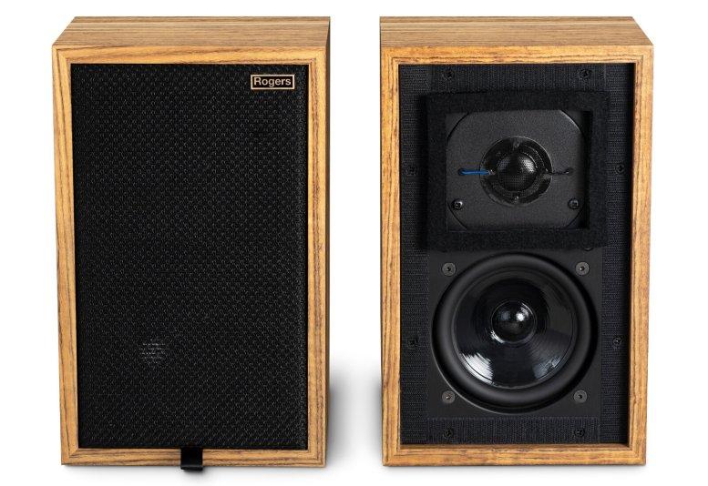 Rogers LS3 5A SE fonte: https://www.rogers-hifi.uk/rogers-ls35a-classic-se-loudspeakers