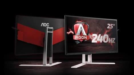 AOC AGON AG251FZ, il monitor per i gamers