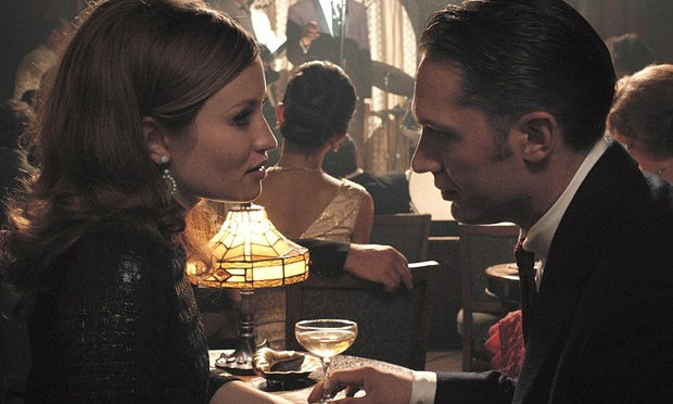 Tom Hardy & Emily Browning