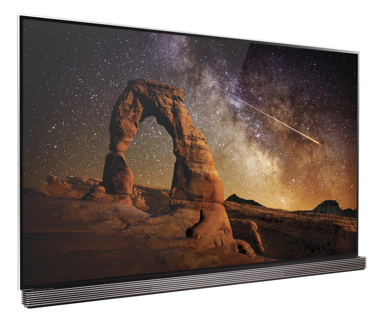 TV LG OLED 65G6