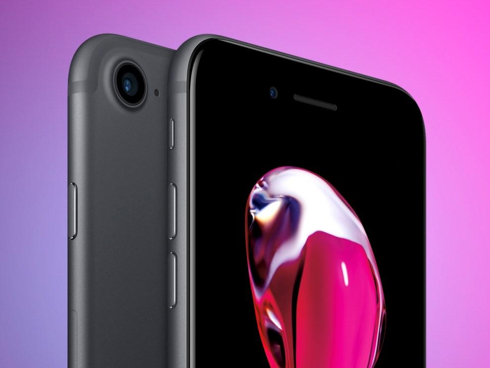 apple iphone 7 apertura