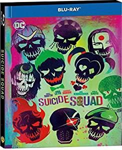 Suicide Squad digibook