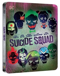 Suicide Squad steelbook