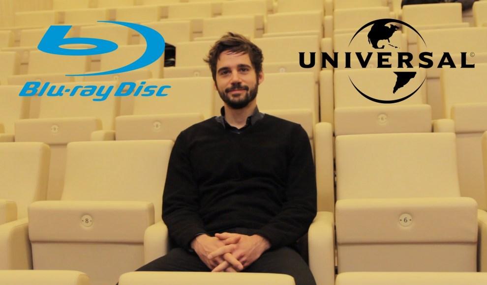 intervista Universal Simone Giorgi