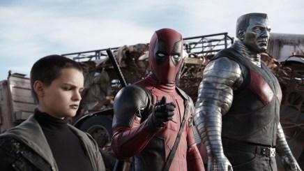 Deadpool, Warhead e Colossus
