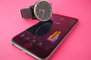 smartwatch garmin vivomove app