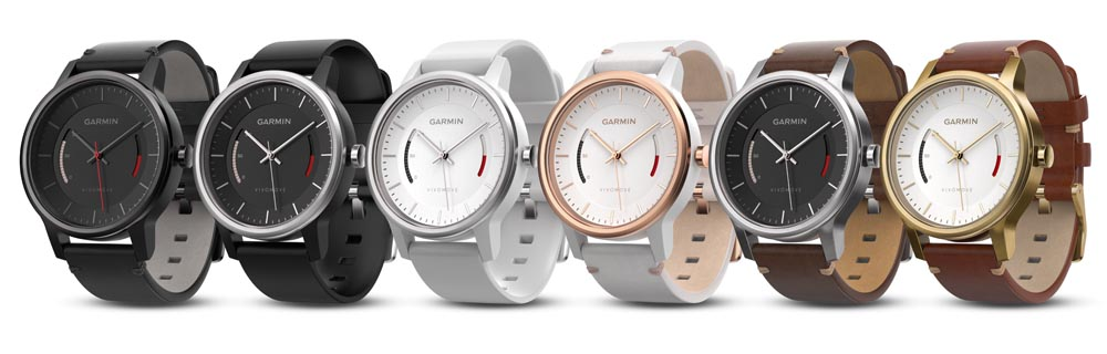 smartwatch garmin vivomove gamma