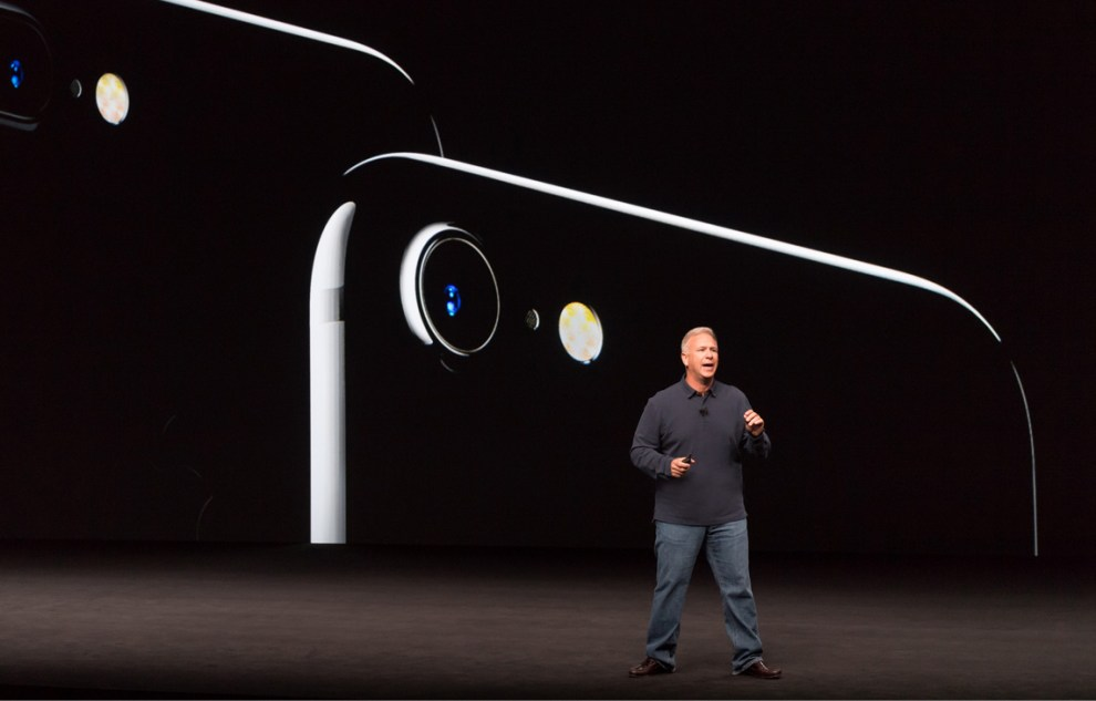 iphone 7 phil schiller apertura