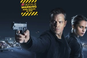 Jason Bourne 2016 recensione AF Digitale