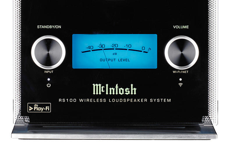 McIntosh RS100