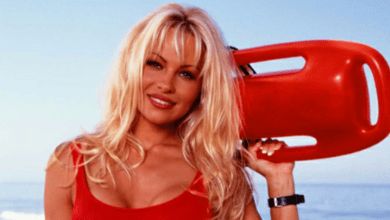 Photo de Pamela Anderson
