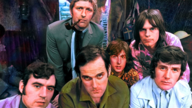 Photo of Monty Python's Flying Circus