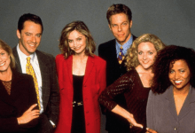 Photo of Ally McBeal