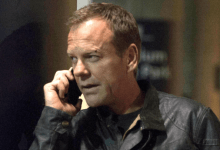 Photo of Kiefer Sutherland au casting du remake du Fugitif…