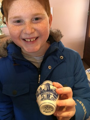 Delft ceramics, the Netherlands