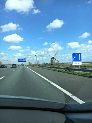 Windmills the Netherlands